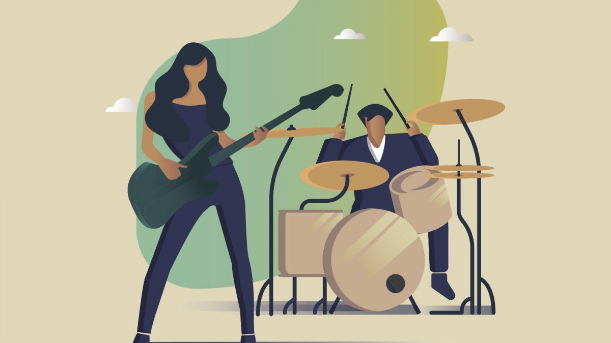 Ilustración de musica, Arts Escola Benicarló