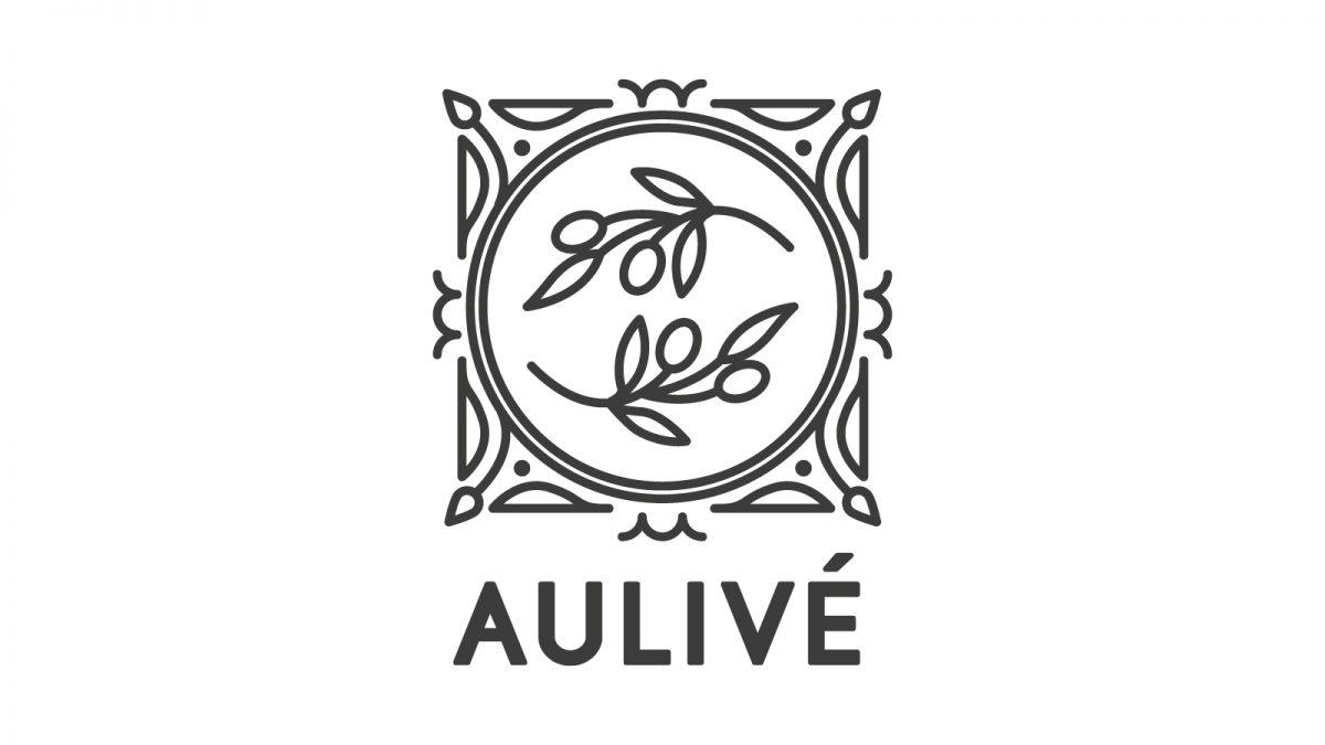 Logotipo Aulive, aceite de oliva, Tarragona , Catalunya