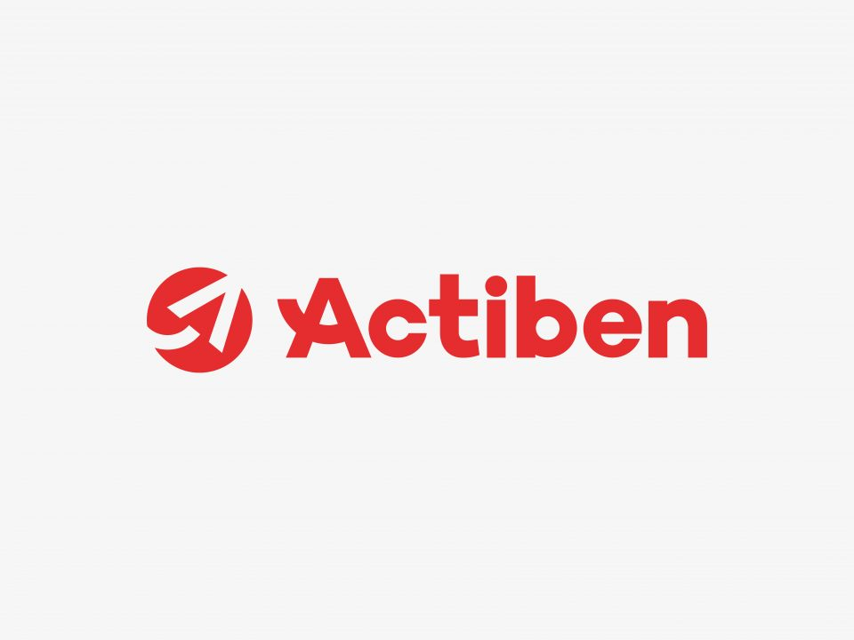 Actiben Logotipo & Identidad Corporativa, Logotipo Branding