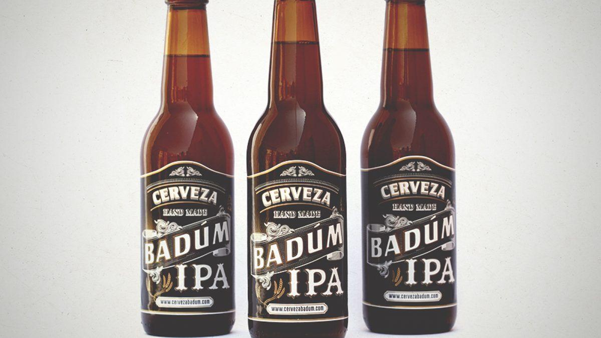 etiquetas Badum Ipa