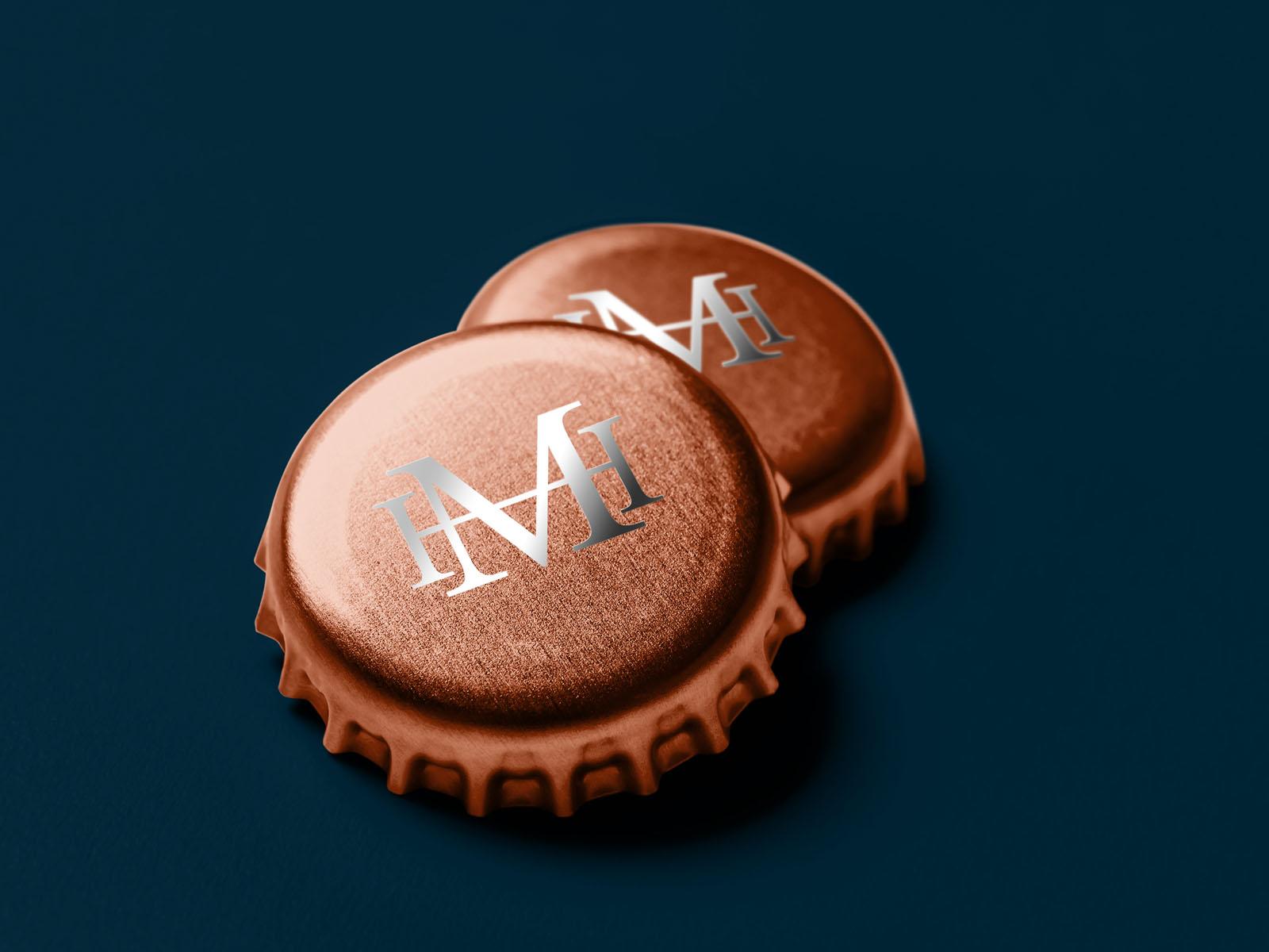 beer cups, diseño de etiqueta para cerveza, anagrama, packaging para cerveza