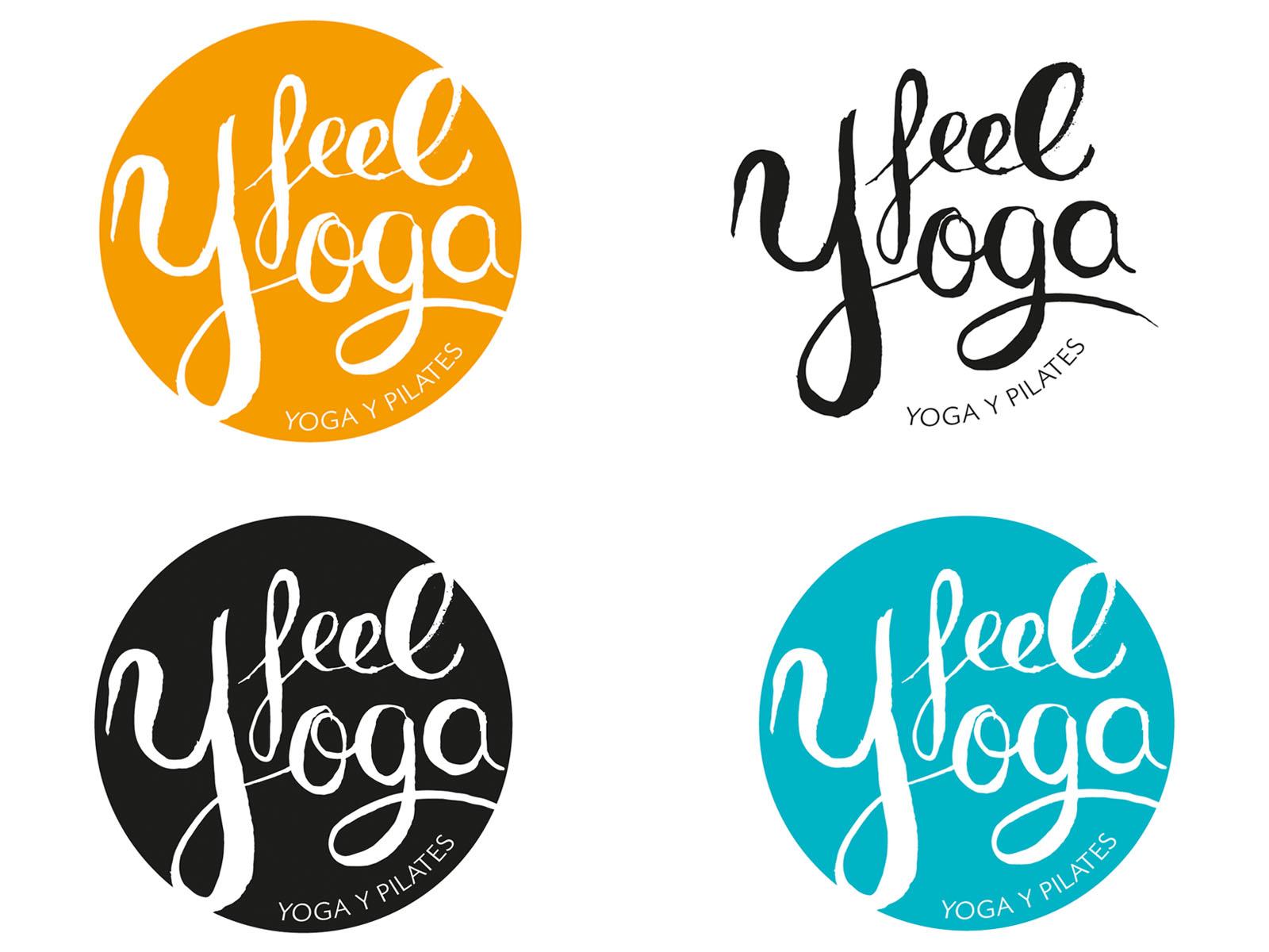 yoga 4logos