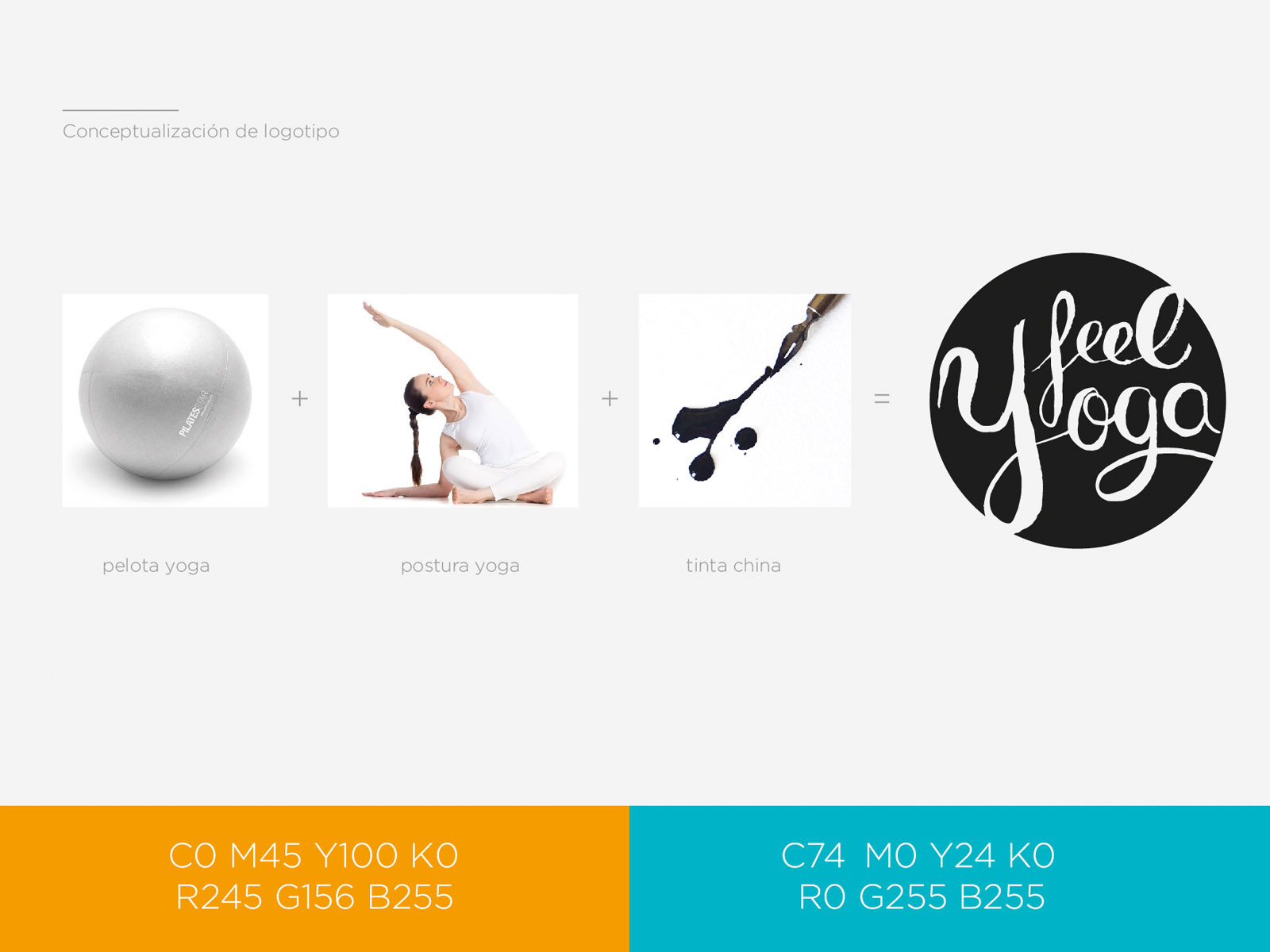conceptualización de logotipo, construcción de logo, colores corporativos