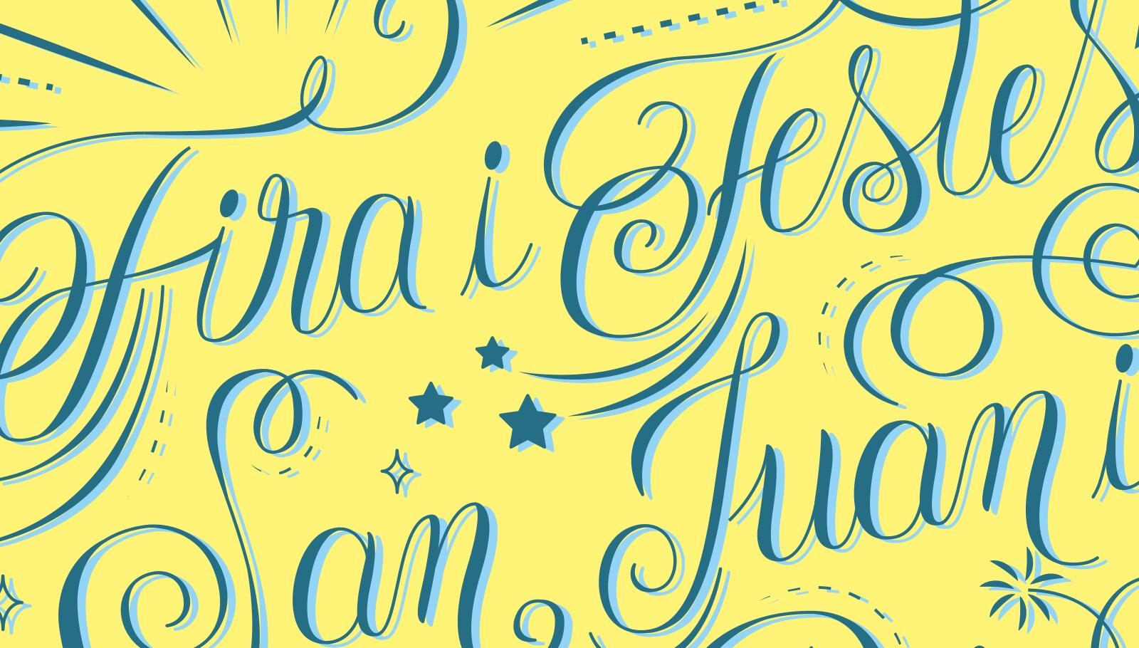 Lettering, letras a mano, tipografía creativa