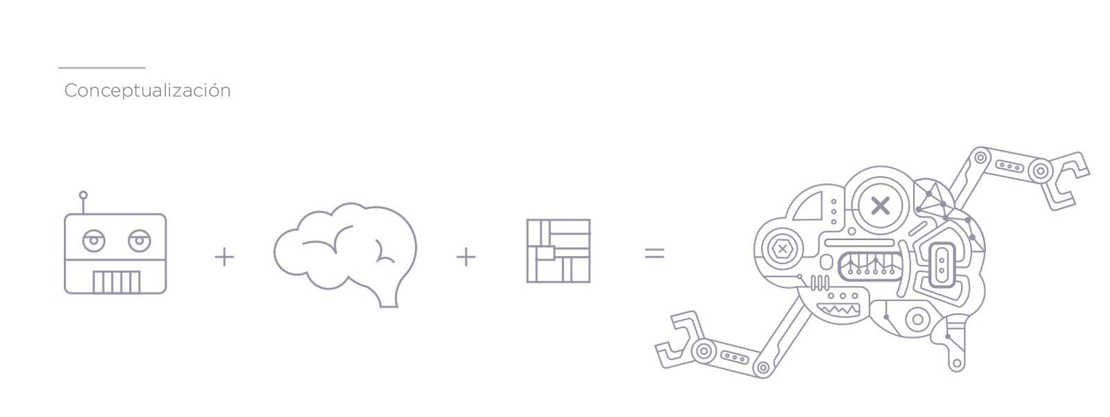 conceptualización, diseño, concepto