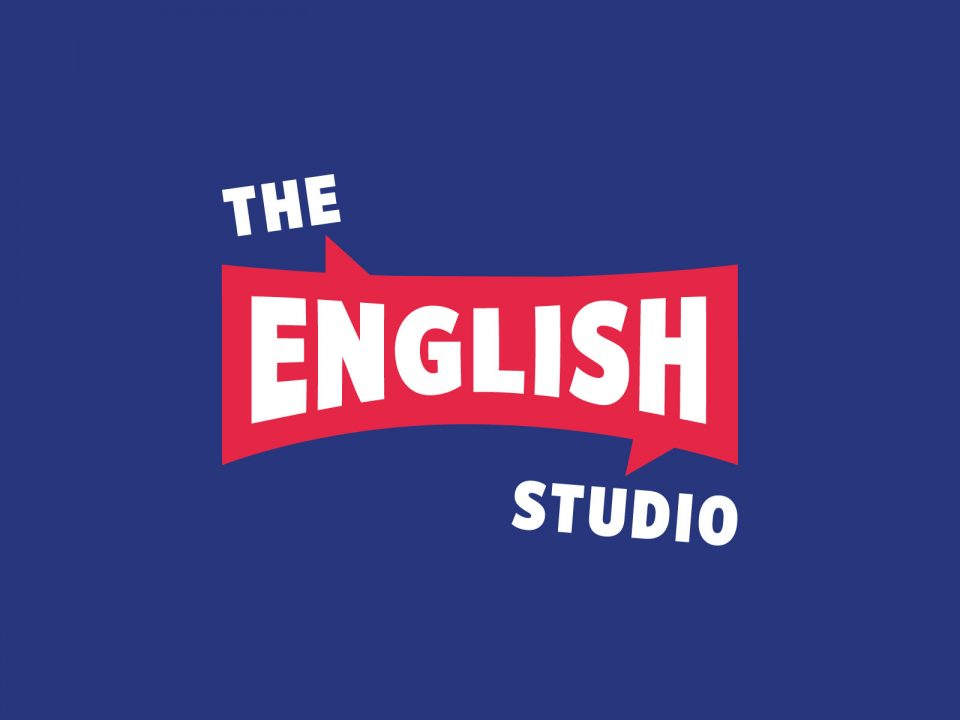 The English Studio, logotipo escuela de ingles vinaros