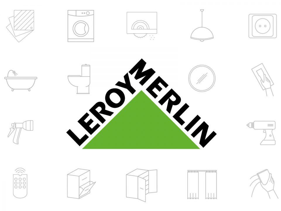 pictogramas para Leroy Merlin