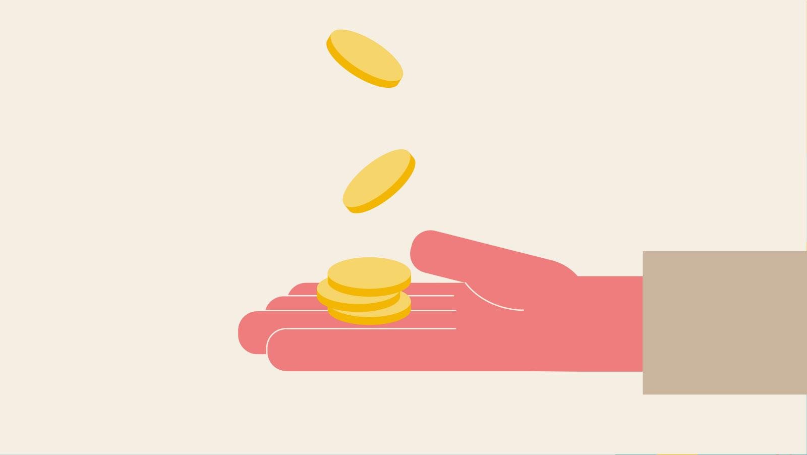 Bee2keeper video animado, ilustración ahorro económico