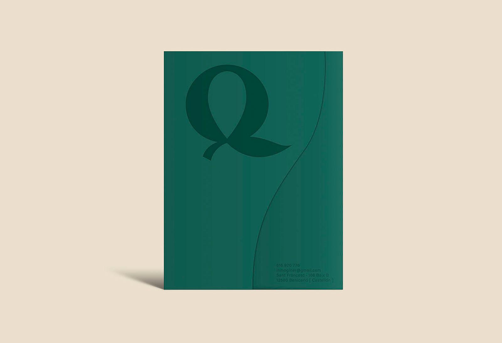 carpeta corporativa Querc