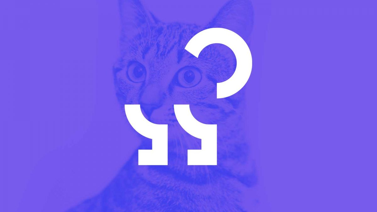 Kat Kan, Identidad corporativa, logotipo