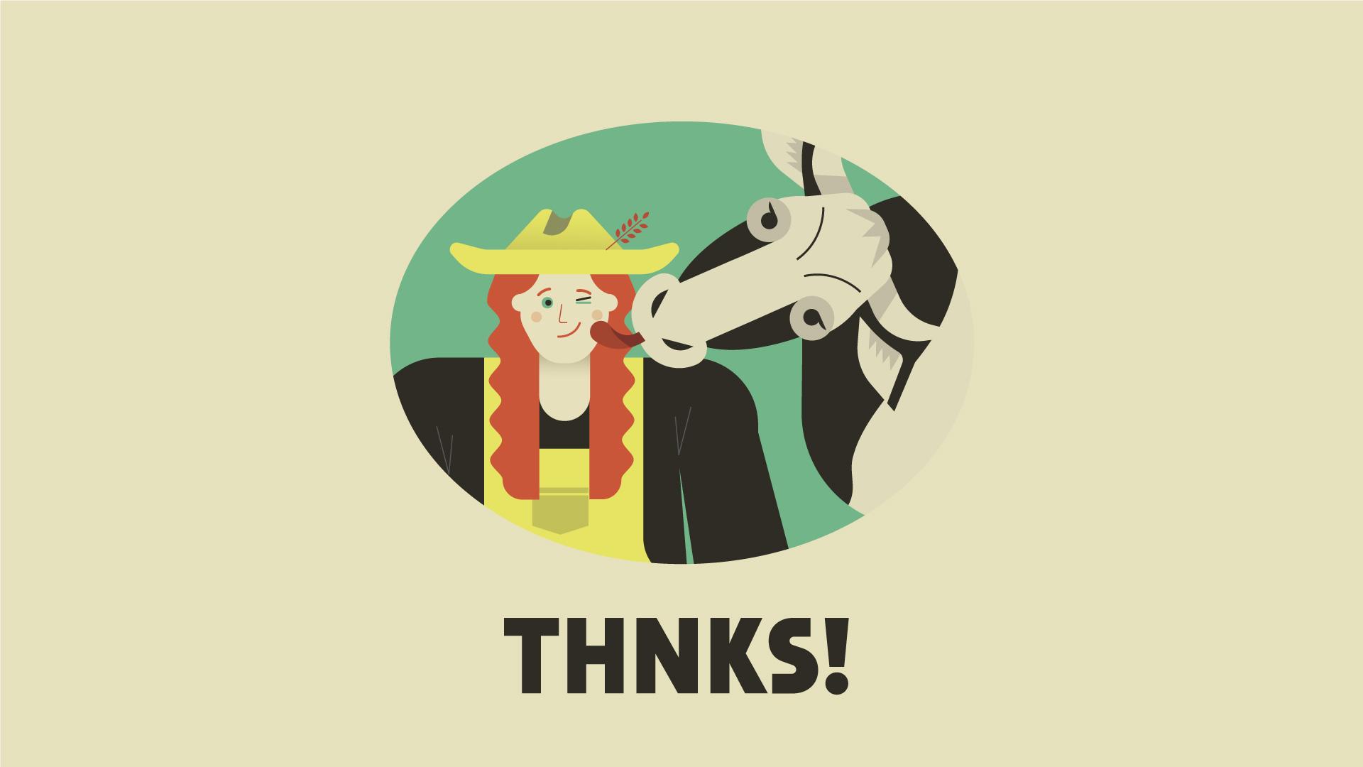 video animación ganadería