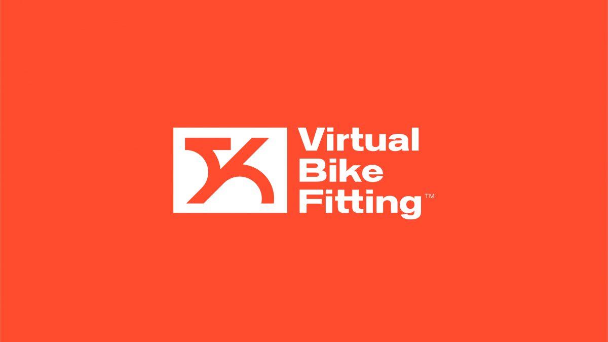 logotipo virtual bike fitting